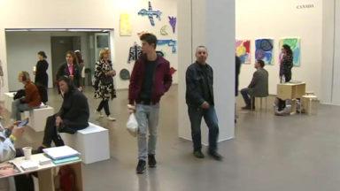 Pour sa 11e édition, le Brussels Gallery Weekend dédie un espace à la jeune création