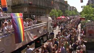 Belgian Pride : plusieurs axes routiers fermés samedi dans le centre de Bruxelles