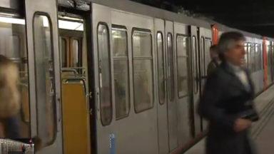 STIB : pas de métro entre Jacques Brel et Erasme ce week-end