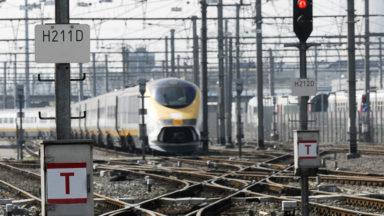 Un vol de câbles perturbe le trafic ferroviaire entre Bruxelles et Paris