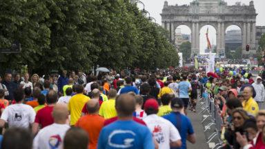 Quelque 40.000 coureurs et 400 secouristes aux 38e «20 km de Bruxelles»