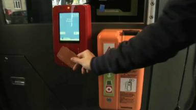 Stib : Dès lundi, il va falloir scanner sa carte Mobib pour sortir du métro