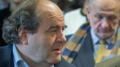 Yvon Englert est le nouveau recteur de l'ULB