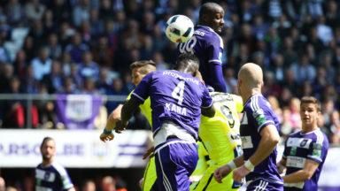 Anderlecht bat La Gantoise 2-0 et est deuxième derrière Bruges