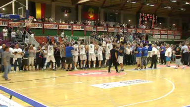 Basket : le Brussels en demi-finale des playoffs