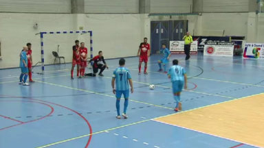 Futsal : Anderlecht bat Jette 3-2 et sauve sa tête en division 1