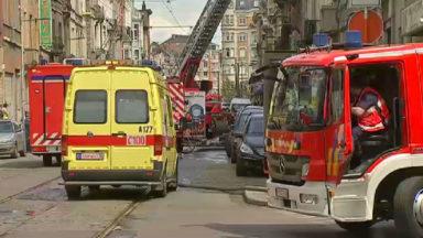 Schaerbeek : un violent incendie ravage deux étages et la toiture d'une maison
