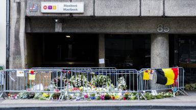 Attentats de Bruxelles: des commémorations en présence des victimes auront bien lieu à Maelbeek