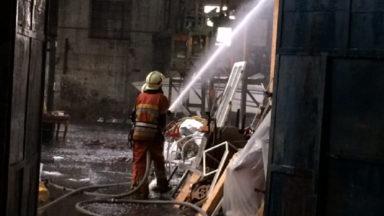 Accord dégagé pour le manque d'effectif chez les pompiers de Bruxelles