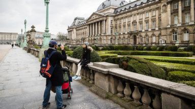 Les hommes d'affaires reviennent à Bruxelles, pas les touristes