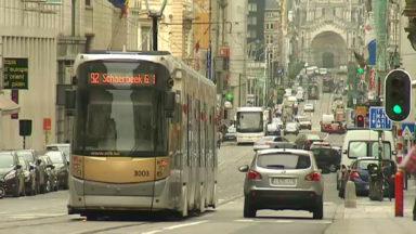 Effondrement de voirie : pas de tram 92 entre Verboekhoven et Sainte-Marie
