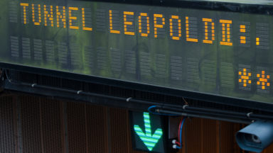 Le tunnel Léopold II fermé pendant deux mois
