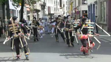 La Zinneke Parade s'échauffe