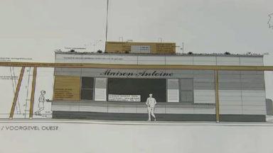 Etterbeek : les habits neufs de la friterie Antoine