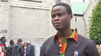 Matonge revendique son identité africaine