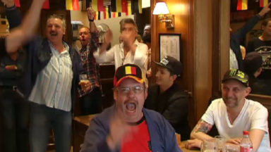 Ville de Bruxelles : interdiction pour les clients de l'Horeca de regarder les matchs de l'Euro debout