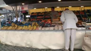 Uccle : un nouveau marché place du Vivier d'Oie