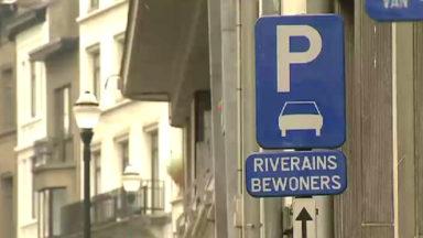 Carte riverain : un Berchemois a plus de chance de se garer près de chez lui qu'un Anderlechtois