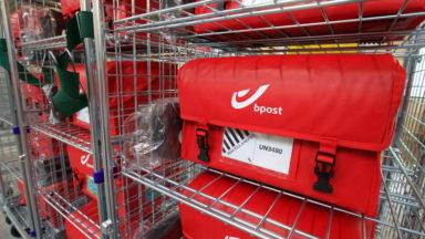 Uccle : la moitié du personnel du bureau Bpost en grève