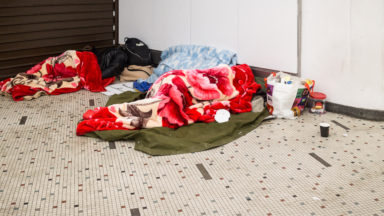 Quelque 45% des sans-abri bruxellois affirment avoir déjà été attaqués