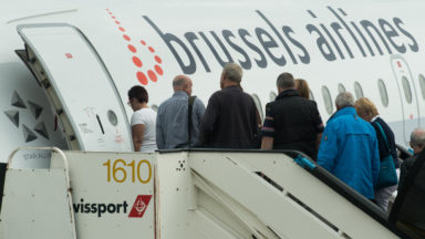 Brussels Airlines transportera ce week-end 10.000 passagers de plus qu'en 2016