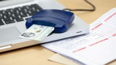 Plus de 1.700 faux documents d'identité interceptés en Belgique en 2016