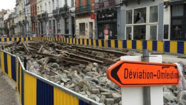 Bruxelles se prépare à renforcer la coordination et la gestion des chantiers