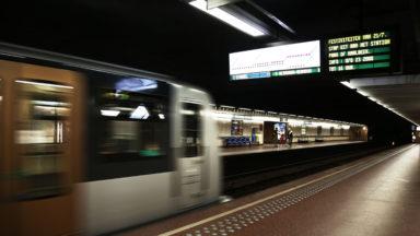 Stib : les perturbations sur la ligne de métro 1 sont terminées