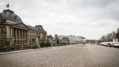 Le palais royal de Bruxelles bientôt chauffé plus durablement