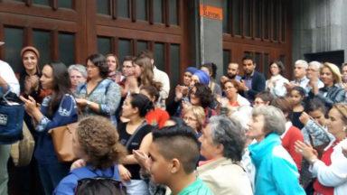 Schaerbeek : hommage au prêtre français tué par Daech