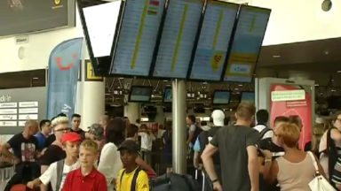 Toujours pas de plan d'évacuation global à Brussels Airport