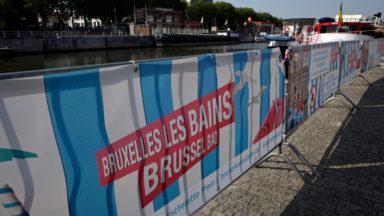 Malgré la pluie, Bruxelles les Bains souligne une «bonne cuvée» pour sa 16e édition