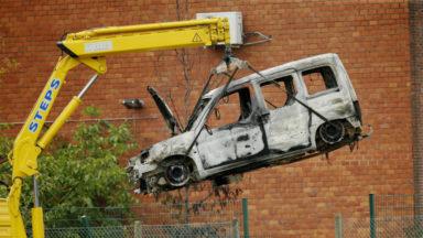 Neder-Over-Heembeek : explosion à l'Institut de criminalistique