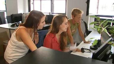 La part des jeunes arrivant sur le marché du travail baisse d'année en année