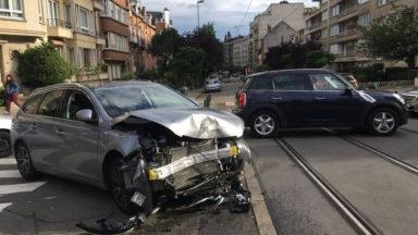 Le nombre de mort sur les routes n'a jamais été aussi bas… sauf à Bruxelles