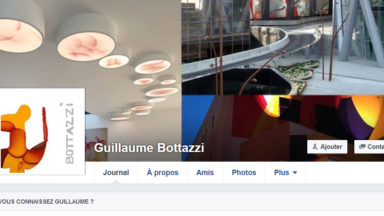 Une immense toile de Guillaume Bottazzi colorera la place Jourdan