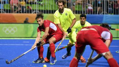 Rio : l'équipe belge de hockey atomise les Brésiliens