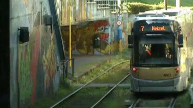 Tempête Ciara : la circulation des trams et bus toujours perturbée ce lundi soir
