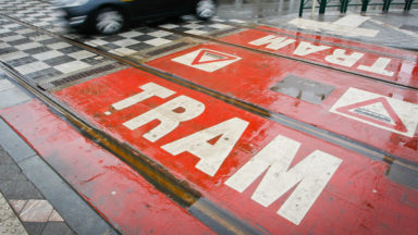 Schaerbeek : une enquête ouverte sur un possible délit de fuite d'un conducteur de tram