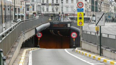 Le tunnel Stéphanie a rouvert après des inondations
