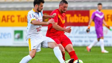 Division 1B : l'Union arrache un match nul 2-2 à Tubize