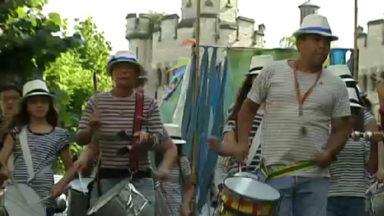 Parades et acrobaties pour fêter les 800 ans de Saint-Gilles