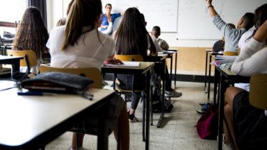 Ecoles : près de 2600 nouvelles places verront le jour à Bruxelles