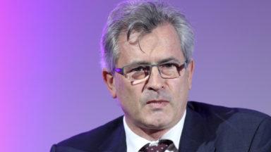 Crise des migrants en gare du Nord : Bernard Clerfayt réclame l'aide du fédéral