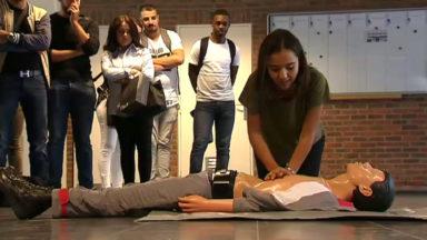 La Croix-Rouge va former 150 Bruxellois pendant les jours blancs