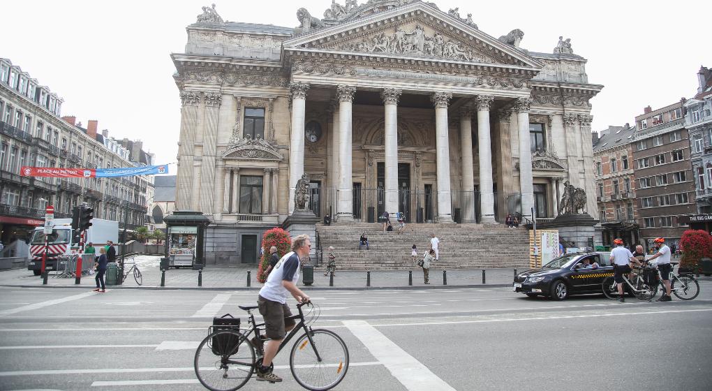 cycliste-bruxelles-belga
