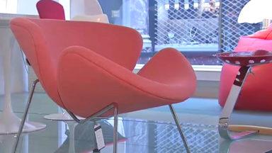 50 ans de design dans une boutique au coeur de Bruxelles