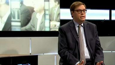 Van Goidsenhoven : «Les parlementaires ont été éconduits lorsqu'ils posaient des questions légitimes sur le futur musée Citroën»