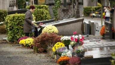 Le cimetière d'Ixelles est en grande partie classé