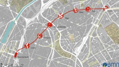 Le métro Nord n°3 ne sera pas lancé en 2025, mais en 2028